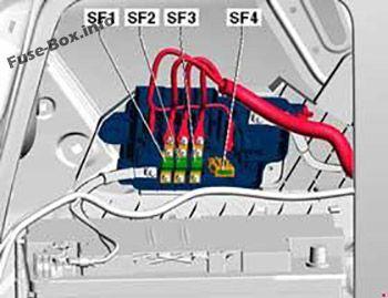 fuse box diagram  u0026gt  volkswagen passat b7  2011 2015 audi a4 b7 fuse box diagram