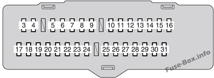 2010 Toyota Kluger Fuse Box Location 2011 Toyota Corolla Wiring Diagram Ace Wiring Tukune Jeanjaures37 Fr