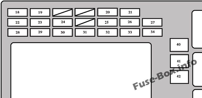 Fuse Box Diagram  U0026gt  Toyota Matrix  E130  2003