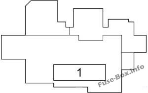 Fuse Box Diagram Toyota Prius Xw30 2010 2015