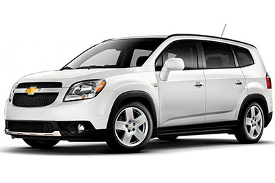 Fuse Box Diagram > Chevrolet Orlando (J309; 2011-2018)