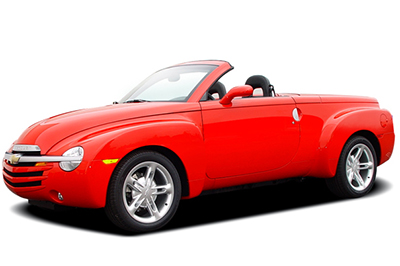 cigar lighter / power outlet fuses in the chevrolet ssr are the fuses №15  (auxiliary power 2), №46 (accessory power outlets) in the floor console fuse  block
