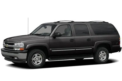 fuse box diagram: chevrolet suburban / tahoe (gmt800