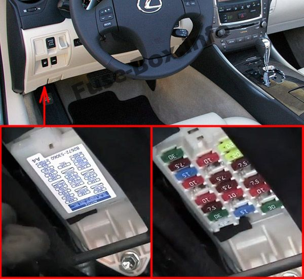 lexus is250 fuse box location | shy-inspire wiring diagram data -  shy-inspire.adi-mer.it  adi-mer