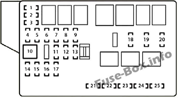 f17 is fuse box diagram 1996 jeep grand cherokee lexus is fuse box lexus is250 / is350 (xe20; 2006-2013) #9