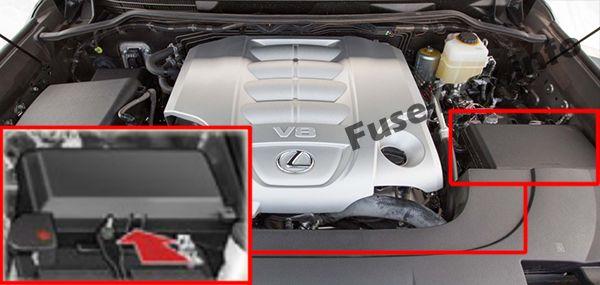 [ZTBE_9966]  Fuse Box Diagram Lexus LX570 (J200; 2008-2015) | Lexus Lx 570 Fuse Box |  | Fuse-Box.info