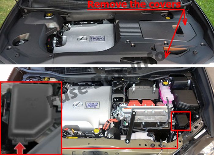 [DIAGRAM_3US]  Fuse Box Diagram Lexus RX450h (AL10; 2010-2015) | Lexus Rx 450h Fuse Box |  | Fuse-Box.info
