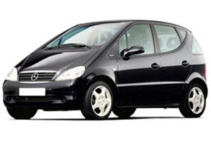 Fuse Box Diagram > Mercedes-Benz A-Class (W168; 1997-2004)