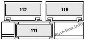 Fuse Box Diagram > Mercedes-Benz C-Class (W204