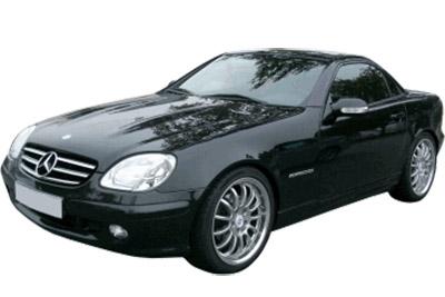 Fuse Box Diagram Mercedes Benz Slk Class R170 1996 2004