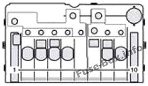 Fuse Box Diagram Mercedes Benz Sprinter W906 2006 2018