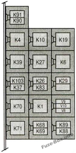 Fuse Box Diagram  U0026gt  Mercedes