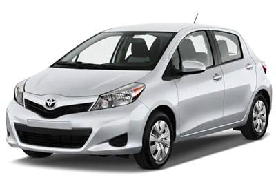 Toyota Yaris Vitz Xp