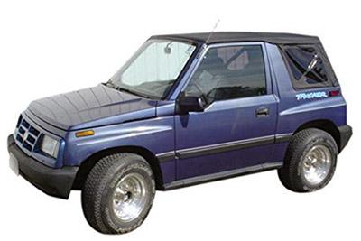 Fuse Box Diagram Chevrolet Tracker 1993 1998