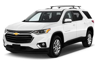 Fuse Box Diagram Chevrolet Traverse (2018-2020..)