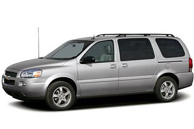 Fuse Box    Diagram         Chevrolet       Uplander     20052009