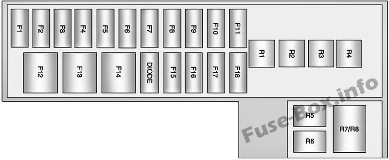 Fuse Box Diagram Chevrolet Volt (2011-2015) | 2012 Chevy Volt Wiring Diagram |  | Fuse-Box.info