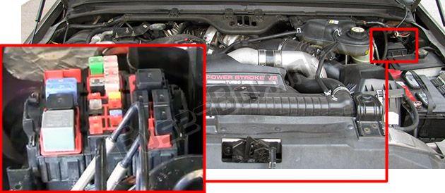 2003 Dodge Durango Audio Fuse Box Diagram