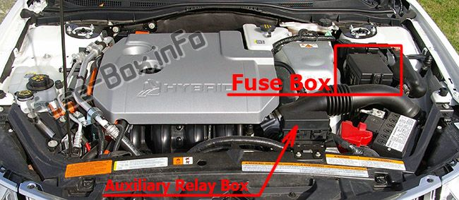 2000 Hyundai Accent Pasenger Compartment Fuse Box Diagram