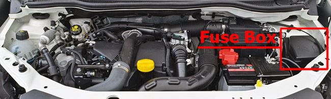 Fuse Box Diagram  U0026gt  Renault Captur  2013