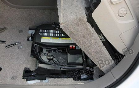 Fuse Box Diagram Audi Q7 (4L; 2007-2015) | Audi Q7 Fuse Box Location |  | Fuse-Box.info