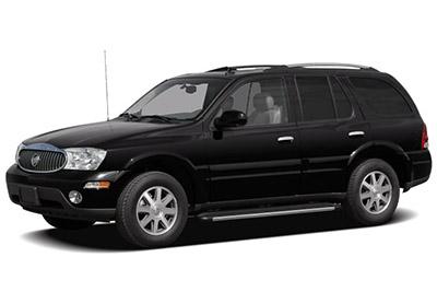 Fuse Box Diagram > Buick Rainier (2003-2007)