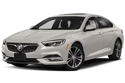 Fuse Box Diagram Buick Regal (2018-...)