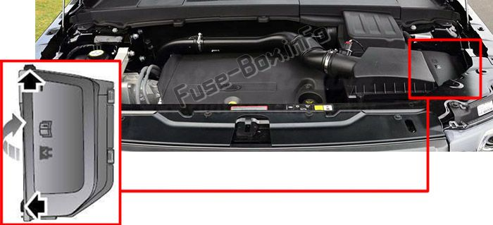 Fuse Box Diagram  U0026gt  Land Rover Freelander 2    Lr2  2006