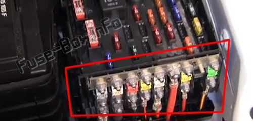 Wiring Diagram  11 2011 Vw Jetta Fuse Box Diagram