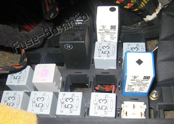 fuse box in porsche boxster    fuse       box    diagram    porsche    911  996  986    boxster     1996 2004      fuse       box    diagram    porsche    911  996  986    boxster     1996 2004