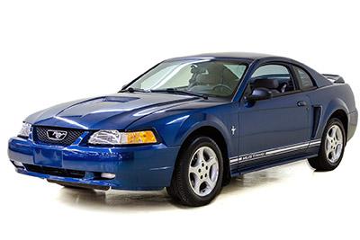 Fuse Box Diagram Ford Mustang (1998-2004)
