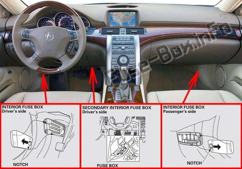 Acura Rdx Fuse Box. Wds. Wiring Diagram Database on