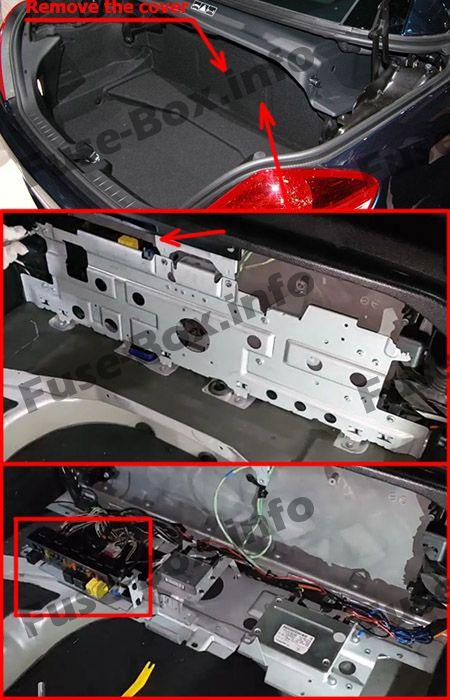 [DIAGRAM_1CA]  Fuse Box Diagram Mercedes-Benz SLK-Class (R171; 2005-2011) | Slk 280 Fuse Box |  | Fuse-Box.info