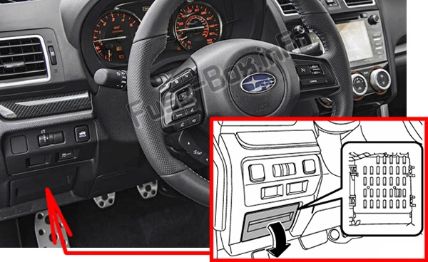 [SCHEMATICS_48IU]  Fuse Box Diagram Subaru WRX (2015-2018…) | 2015 Subaru Sti Fuse Diagram |  | Fuse-Box.info