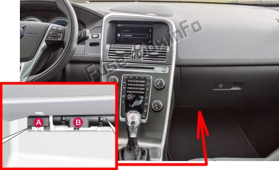 Fuse Box Diagram  U0026gt  Volvo Xc60  2013