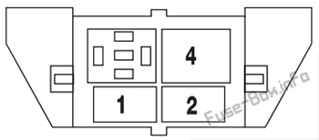 Fuse       Box       Diagram         Lincoln       Aviator     UN152  20032005