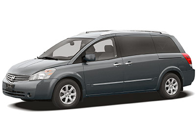 Fuse Box Diagram Nissan Quest (V42; 2004-2009)