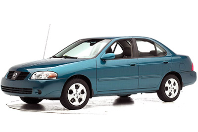 Fuse Box Diagram Nissan Sentra (B15; 2000-2006)