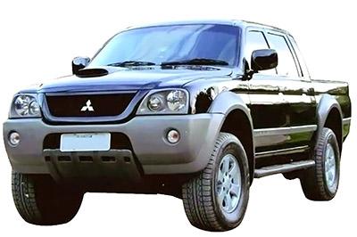 Fuse Box Diagram Mitsubishi L200 2002 2004