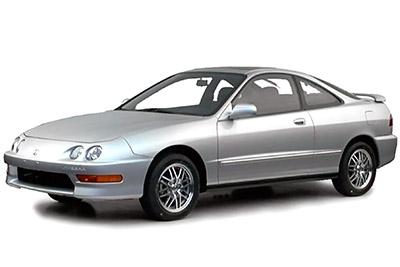Fuse Box Diagram Acura Integra (2000-2001)