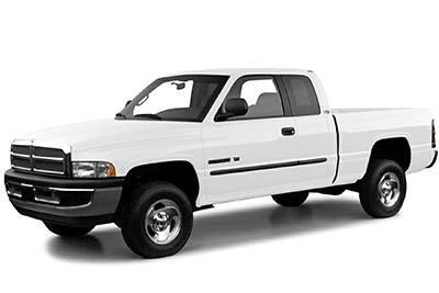Fuse Box Diagram Dodge Ram 1500 / 2500 / 3500 (1994-2001)