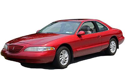Fuse Box Diagram Lincoln Mark VIII (1997-1998)