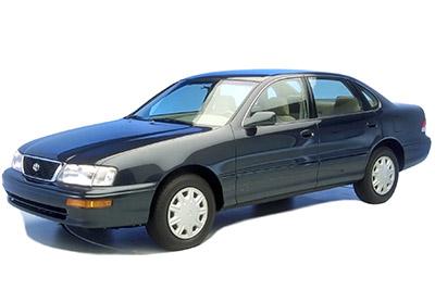 Fuse Box Diagram Toyota Avalon Xx10 1995 1999