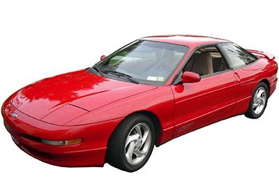 Fuse Box Diagram Ford Probe (1992-1997)Fuse-Box.info