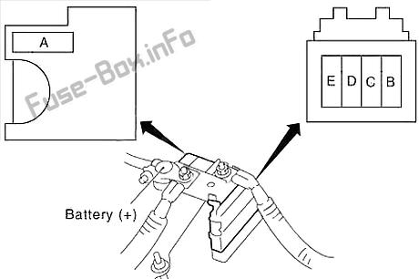 [DIAGRAM_38IS]  Fuse Box Diagram Infiniti G25/G35/G37/Q40 (V36; 2006-2015) | Infiniti G37 Fuse Box Diagram |  | Fuse-Box.info