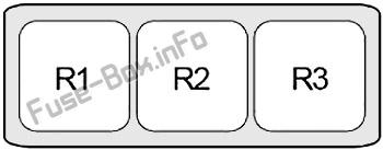 Relay Box #2: Infiniti Q45 (2001, 2002, 2003, 2004, 2005, 2006)