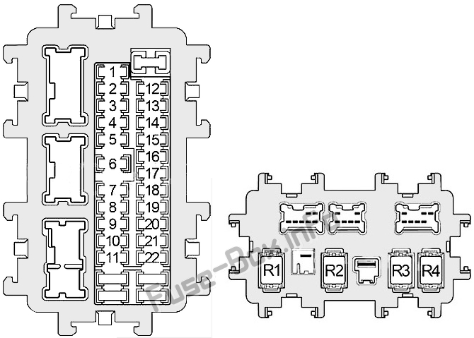 Fuse Box Diagram  U0026gt  Infiniti Qx50  2013