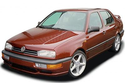 Fuse Box Diagram Volkswagen Vento / Jetta (A3) (1992-1999)